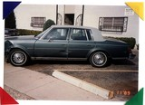 My 1985 Buick Century -- which I never really liked.