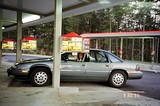 This 1992 Pontiac Grand Prix was one of three different vehicles I drove while I worked for UCF in Orlando.
