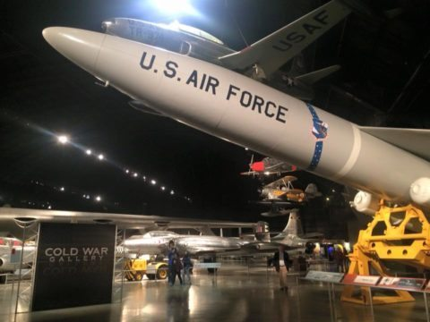 Air Force Museum Dayton Ohio