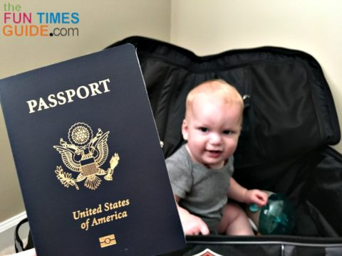 U.S. Child Passport tips