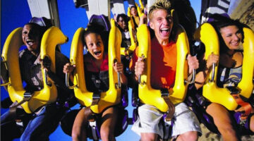 7 U.S. Amusement Parks You Must Visit… That Are NOT In Orlando, Florida
