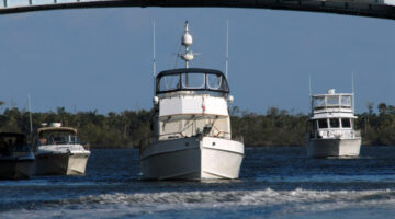 Tips For Cruising The Atlantic Intracoastal Waterway