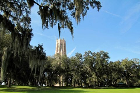 Bok Tower Gardens always rates well among central florida attractions