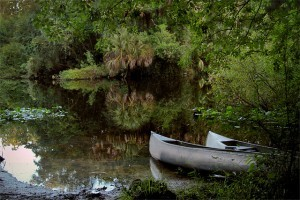 canoeing florida
