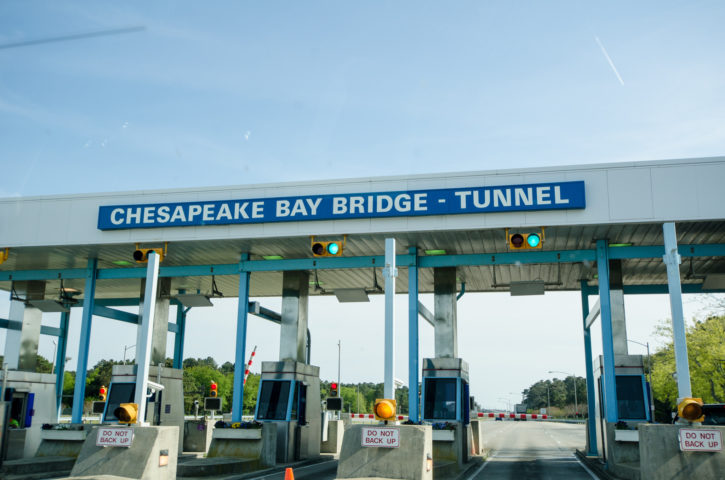 Chesapeake Bay Bridge Travel Times