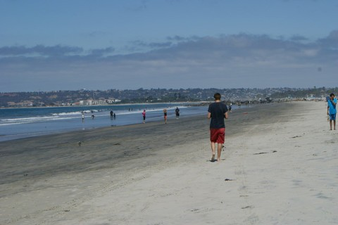 Coronado Beach California