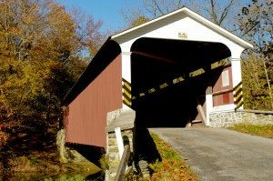 weekend getaways in pa aren't complete unless you see a covered bridge or two