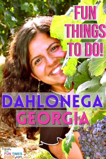 Fun things to do in Dahlonega Georgia for all ages!
