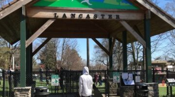 Off Leash Dog Parks: What You Need To Know About Beau's Dream Dog Park At Buchanan Park In Lancaster, PA