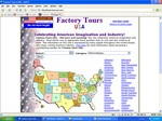 Factory Tours USA website.