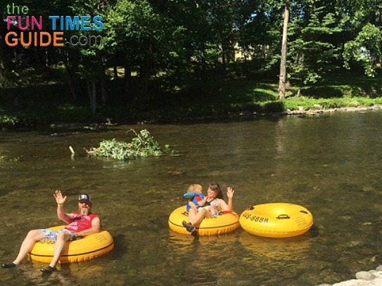 Going River Tubing? Helpful Tips For First-Time Tubers +