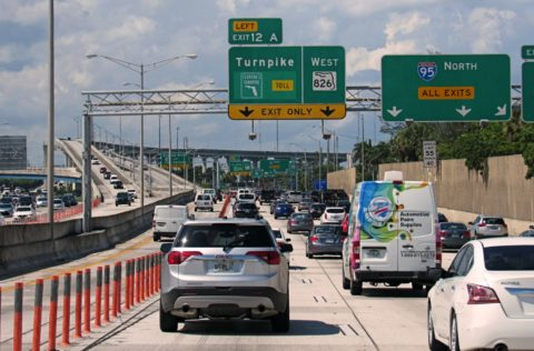 Driving in Florida is like driving in a melting pot of motorists from all over the world.