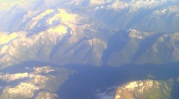 Somewhere Over The Canadian Rockies… Again