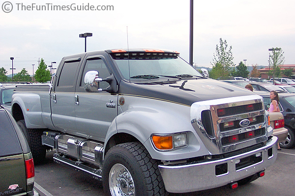 2006 ford f650 super truck the travel guide. Black Bedroom Furniture Sets. Home Design Ideas