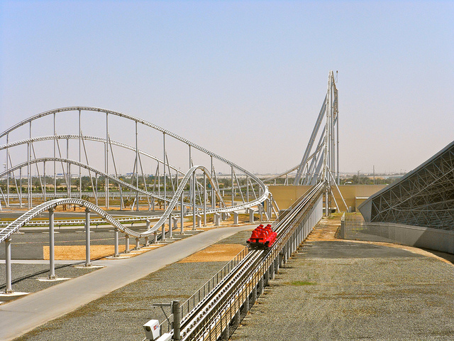 Awesome Roller Coaster Facts: The Tallest One, Fastest One ...
