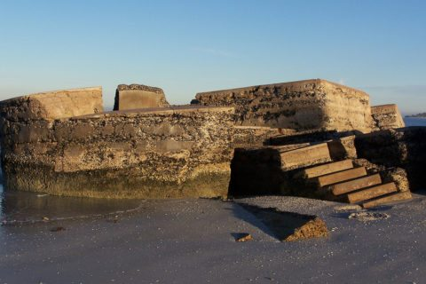 Fort De Soto is one of my all-time favorite cheap florida attractions
