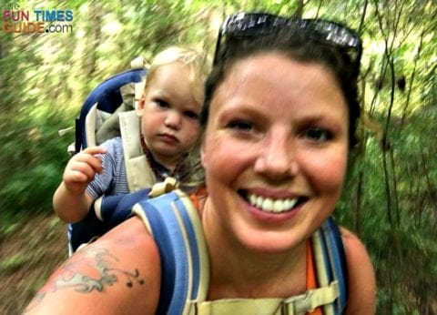 See what I like best about the Kelty Pathfinder 3.0 child carrier - and what I don't like.