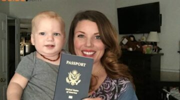 Baby's First Passport: Here's How To Get A U.S. Child Passport + My Review Of The Process