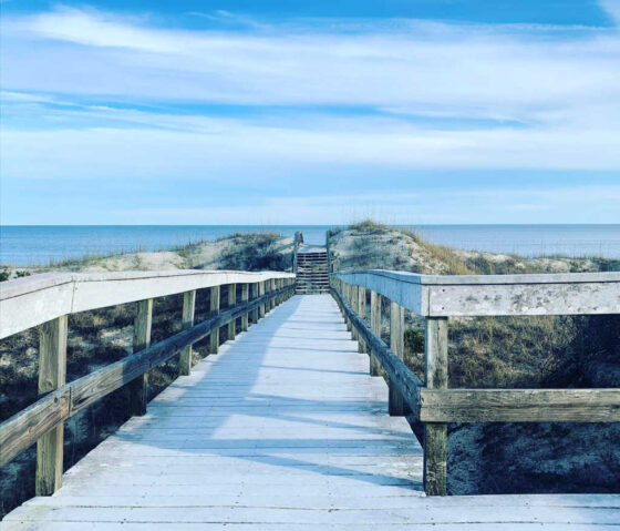 People visit Jekyll Island and St. Simons Island for their sandy beaches along the Atlantic Ocean, among other things. See what those other things are!