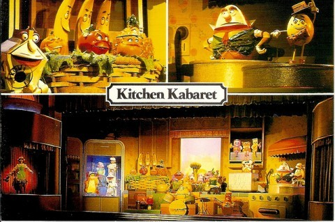 Kitchen Cabaret - old epcot attractions