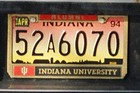 Indiana license renewal allows you to keep your current number (which has special meaning to IN residents)