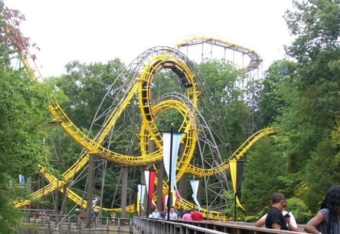 Awesome Roller Coaster Facts The Tallest One Fastest One