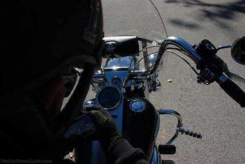 Check out our motorcycle trip checklist that we use for long distance motorcycle rides.