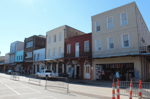New Orleans Trip Architecture 2015