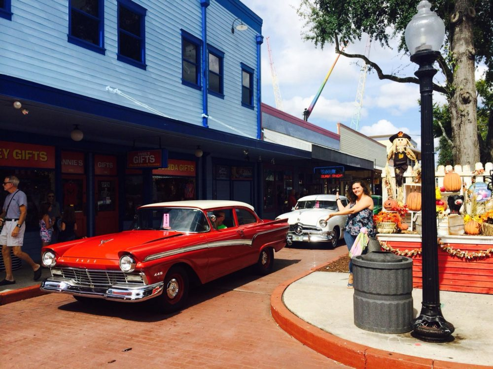 A Florida Natives List Of The Best Central Florida Attractions That - Old town florida car show
