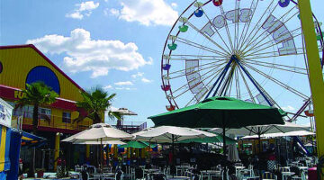 Fun Spot, pictured here, is one of many Orlando tourist attractions you probably haven't heard of but are sure to provide a day of fun and excitement. photo by Smart Destinations on Flickr.