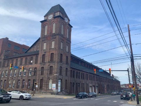 Penn Paper Tower Scranton