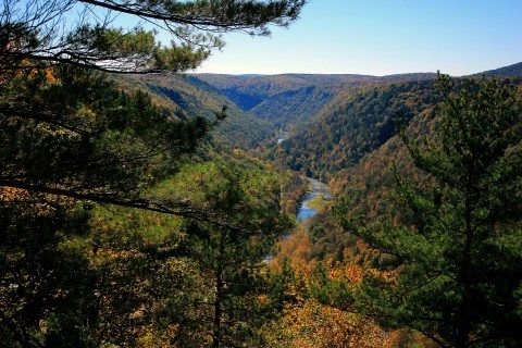 the state parks are a must-see when you take your Pennsylvania vacation.
