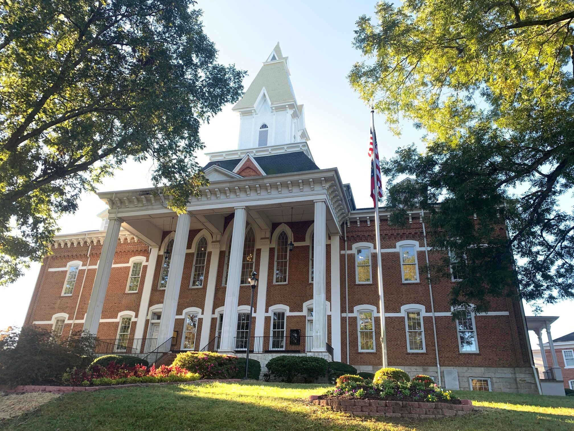 Price Memorial Hall - Dahlonega, GA