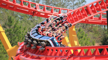 Looking For A Scary Roller Coaster Ride? Here Are 9 Of The Scariest Roller Coasters In The U.S.