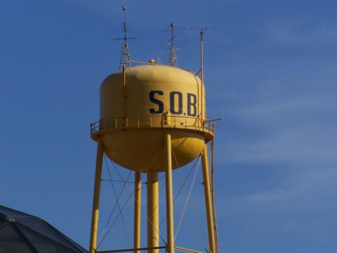 SOB Tower at South Of The Border, Dillon SC