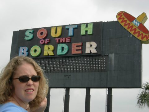 South Of The Border, Dillon SC - one of the best free things to do in south carolina