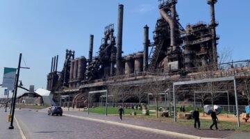 SteelStacks Bethlehem Steel