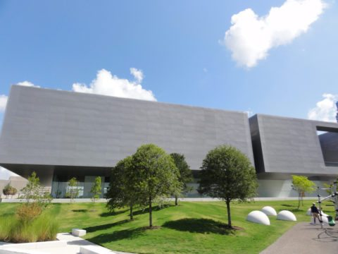 Tampa Museum Of Art is one of my favorite cheap florida attractions