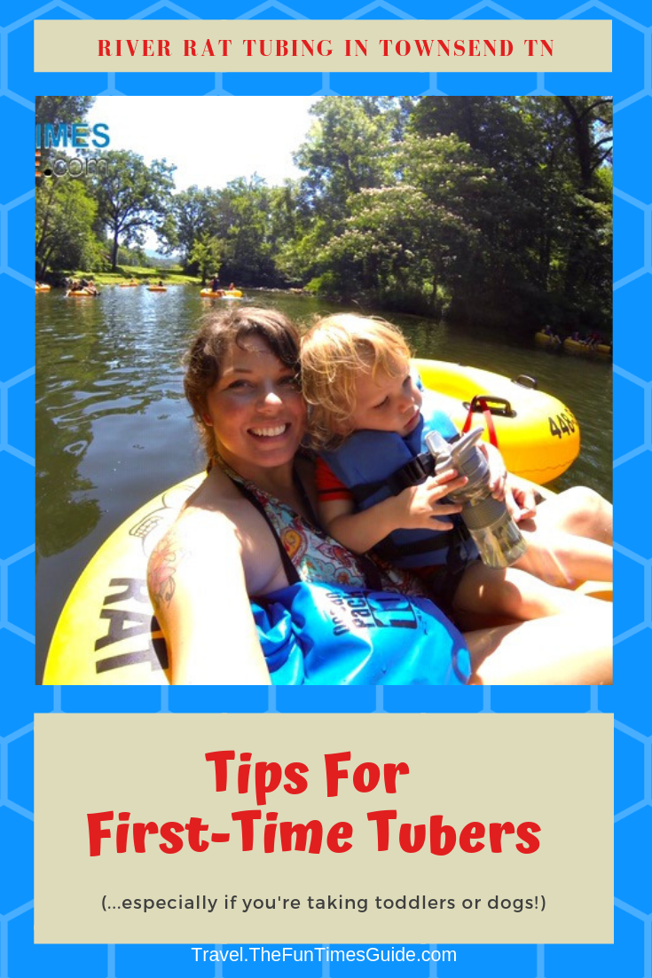 Smoky Mountain River Rat Tubing Review: Here\'s What To Expect Your First Time River Tubing With River Rat In Townsend TN... Or With ANY Outfitter!
