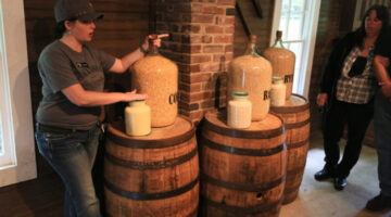 Jack on the Rocks: Touring The Jack Daniel's Distillery