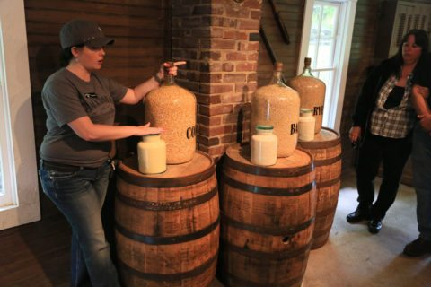 Here are some great tips for visiting the Jack Daniels Distillery