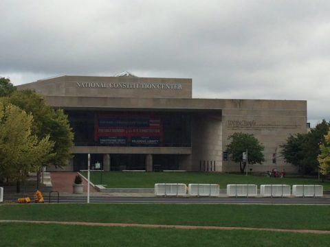 Visit Philadelphia National Constitution Center