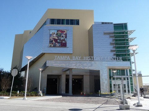 Fun things to do in Tampa include visiting the History Center