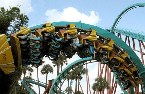 Ask any kid if they know any fun things to do in Tampa they will likely know about the Kumba rollercoaster at Busch Gardens.