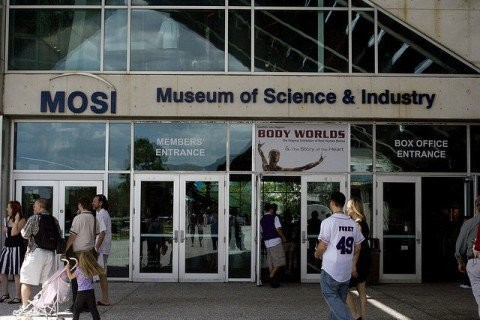 The Museum of Science & Industry is also one of the best things to do in Tampa