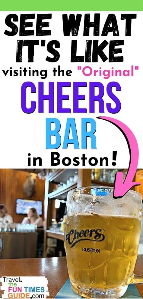 What It\'s Like To Visit The Original Cheers Bar In Boston - The Famous Pub That Inspired The Hit NBC Sitcom!