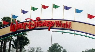 Welcome To Walt Disney World In Orlando Florida