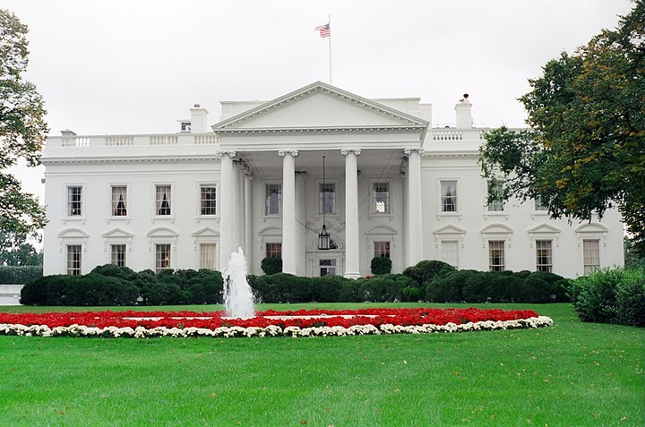 The white house pictures in washington dc